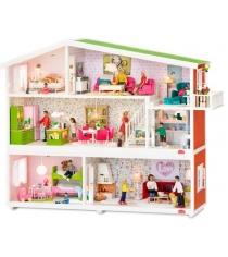 Кукольный домик Lundby Смоланд c освещением LB_60101400