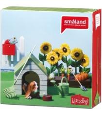 Набор для кукольного домика Lundby Смоланд Сад с питомцем LB_60509000