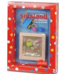 Набор для кукольного домика Lundby Смоланд Песочница с игрушками LB_60509600