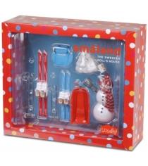 Набор для кукольного домика Lundby Смоланд Зимний отдых LB_60509700