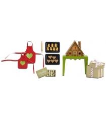 Набор для кукольного домика Lundby Пряничный домик LB_60509800