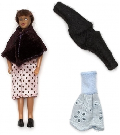 Куклы для домика Lundby Мама с аксессуарами LB_60806800...