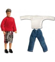 Куклы для домика Lundby Папа с аксессуарами LB_60806900...