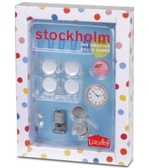 Набор для кукольного домика Lundby Стокгольм Кухонная утварь LB_60905200