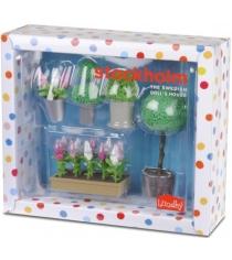 Набор для кукольного домика Lundby Стокгольм Цветы в горшках LB_60905500