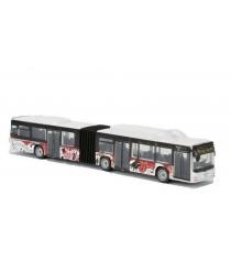 Игрушка Majorette Городской Автобус белый 2053181