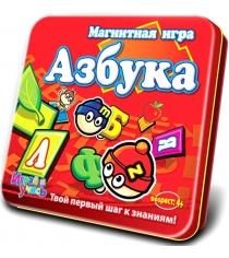 Магнитная игра Mack Zack LP ABC Алфавит