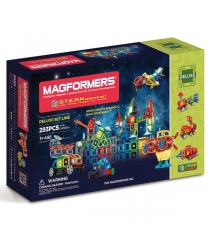 Магнитный конструктор Magformers Deluxe 60506 Мастер