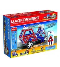 Magformers XL Cruisers 63079 Служба Спасения