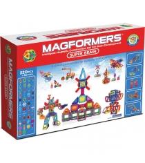 Магнитный конструктор Magformers 63088 Super Brain Set