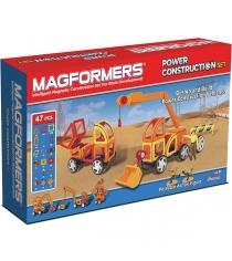 Магнитный конструктор Magformers 63090 Power Construction Set...