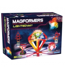 Magformers 63092 Lighted set