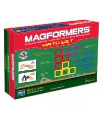 Магнитный конструктор Magformers Math Set 63109-100