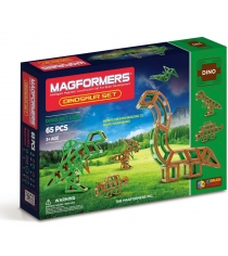Магнитный конструктор Magformers Dino 63117 Динозавр