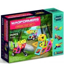 Магнитный конструктор Magformers Creator 63130 Популярное волшебство...