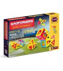 Магнитный конструктор Magformers My First 63143 Маленькие друзья...