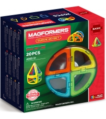 Magformers Curve Basic 701010-20
