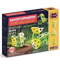 Магнитный конструктор Magformers My First 702009 Мир леса...
