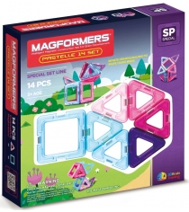 Magformers Pastelle set 14 704001