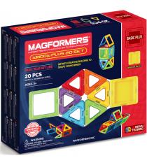 Magformers Window Basic Plus 715001-20