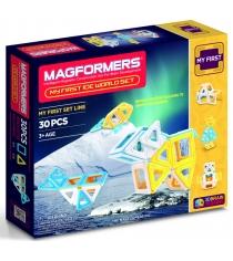 Магнитный конструктор Magformers My First 63136 Ледяной мир...