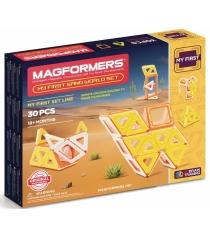 Магнитный конструктор Magformers My First 702010 Песчаный мир