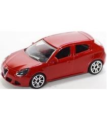 Коллекционная машинка Majorette Alfa Romeo красная 7.5 см 205279...