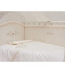 Комплект в кроватку 6 предметов Lovely Angels