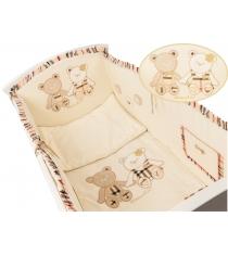 Комплект в кроватку 6 предметов Makkaroni Kids (Маккарони Кидс) Trendy...