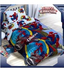 Детское постельное белье Marvel Человек паук самый крутой