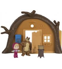 Домик Миши с фигуркой Маши и аксессуарами Simba 9301632