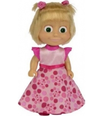 Кукла Маша в наряде День рождения Маша и Медведь 9301680