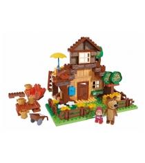 Маша и Медведь BIG Дом Мишки 800057098