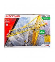 Конструктор Meccano Строительный кран 91762