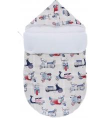 Конверт для новорожденного Mikkimama Vespa зимний