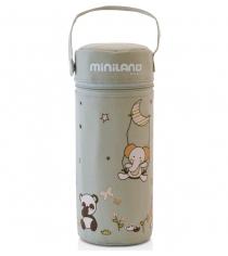 Термосумка Miniland Thermibag Soft бежевая 330мл