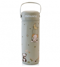 Термосумка Miniland Thermibag Soft бежевая 500мл
