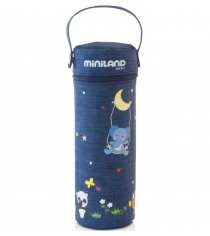 Термосумка Miniland Thermibag Denim 500 мл