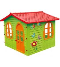 Пластиковый домик Mochtoys вилла 10425
