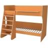 Кровать двухъярусная Р434 Капризун 3 оранжевый...