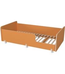 Кровать подростковая Р439 Капризун 4 оранжевая...