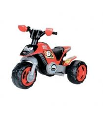 Электромобиль мотоцикл Molto Elite 6 6V красный 35882_PLS
