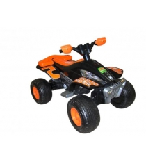 Электромобиль квадроцикл Molto Elite 5 12V черный 35936_PLS...