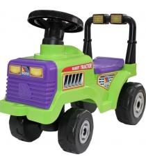 Каталка толокар Molto трактор Митя 2 без звукового сигнала 9196_PLS