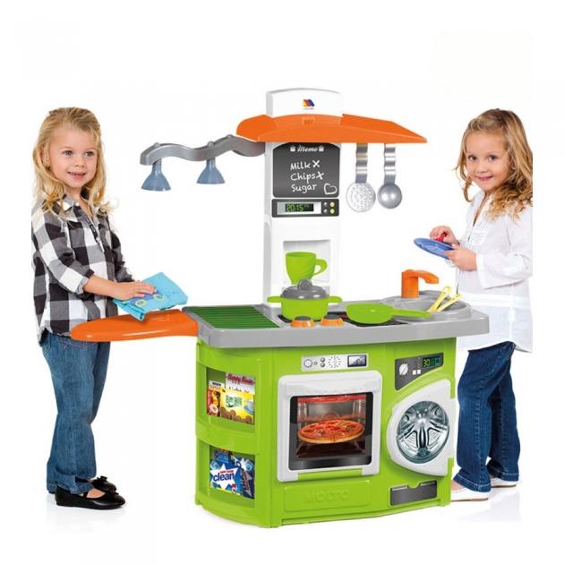 Игровая кухня Molto со светом 12 предметов M 13153