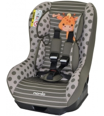 Детское автокресло Nania Driver Animals girafe