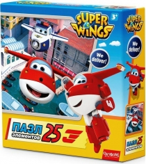 Пазлы для малышей Origami SuperWings Каналы Венеции 25 эл 02810