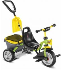 Трехколесный детский велосипед Puky CAT 1SP 2445 kiwi