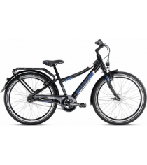 Двухколесный велосипед Puky Crusader 24-7 Alu light 4872 black...