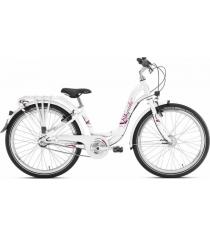 Двухколесный велосипед Puky Skyride 24-3 Alu light 4815 white...